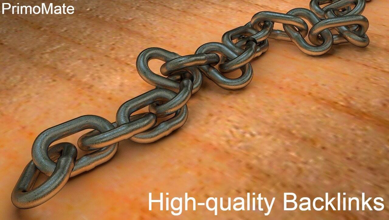 create high quality backlink