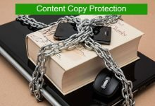 protect content in wordpress