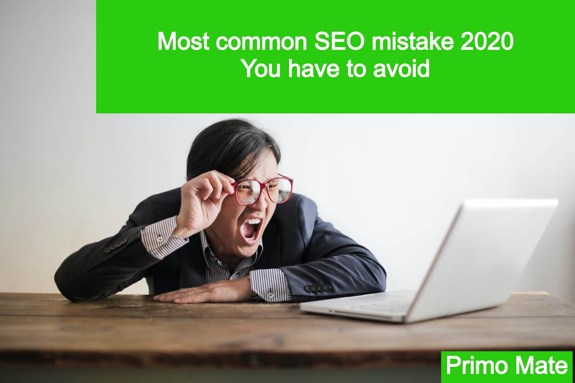 Most common seo mistake to avoid 2020