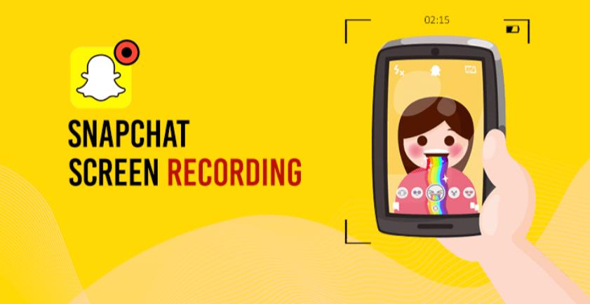 Record My Kids Snapchat Activities