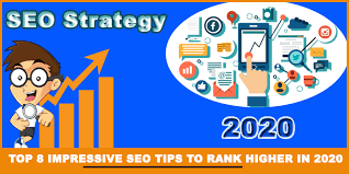 SEO Strategies To Get Higher Ranking