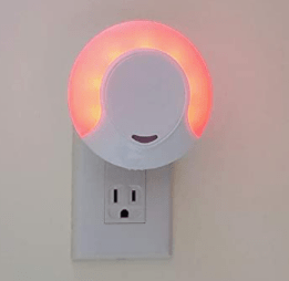 30,000 hours lifespans sleep aid LED night light