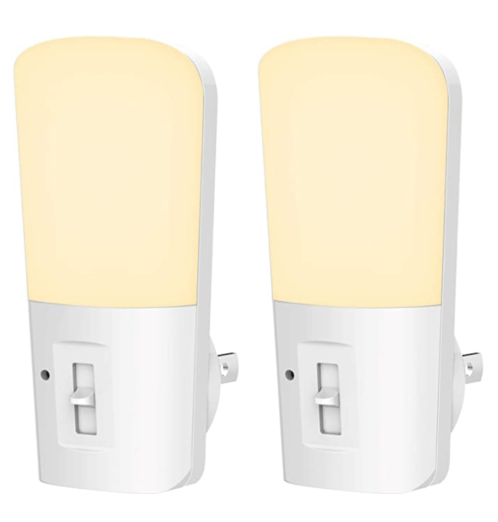 LOHAS Plug-in Night color Light for best sleeping