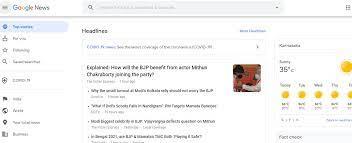 Steps for listing in Google News